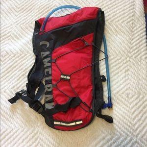 ⚜️ Red Camelbak pack